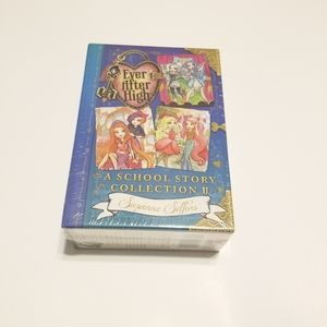 Ever After High 3 Book Collection New